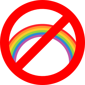 Rainbows Not So Gay 40